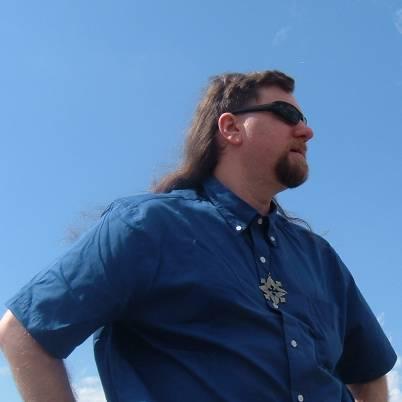 I am Goatee Man!